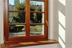 Деревянные стеклопакеты — новое дизайнерское и строительное решение