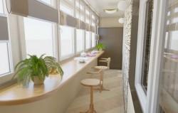 5 вариантов возможного использования площади балкона