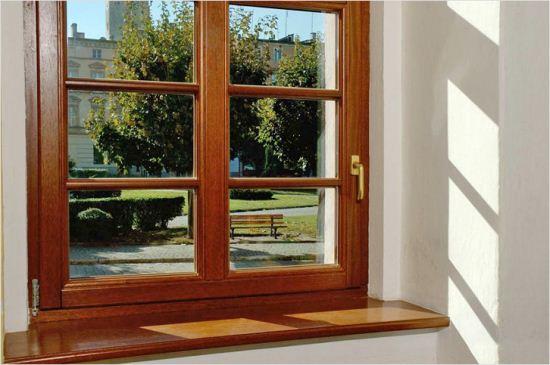 Деревянные стеклопакеты - новое дизайнерское и строительное решение