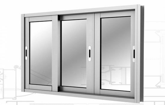 Алюминиевые окна. Типы, описание, сфера применения