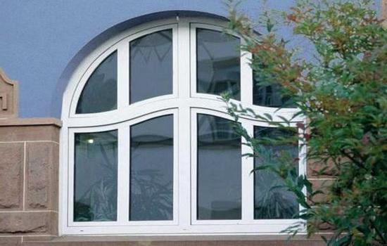 Арочные окна в архитектуре