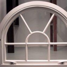 Арочные окна. Фото и описание особенностей конструкции
