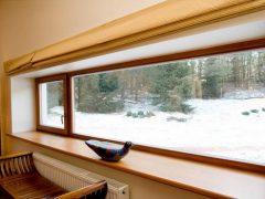 Чем отличаются современные окна из дерева от старых?