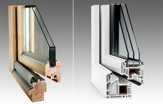 Что лучше пластиковое или деревянное окно