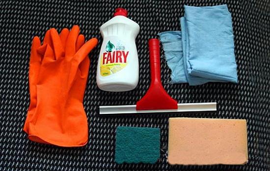Что нужно для мытья окон