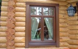 Деревянные окна из сосны — лучший бюджетный вариант