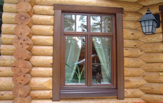 Деревянные окна из сосны - лучший бюджетный вариант