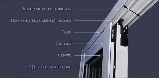 Балконы мир алюминия - производство и установка алюминиевых .