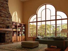 Элитные пластиковые окна — сплав технического и эстетического совершенства