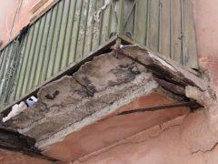 Этапы капитального ремонта балкона