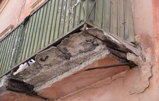 Как сделать капитальный ремонт балкона