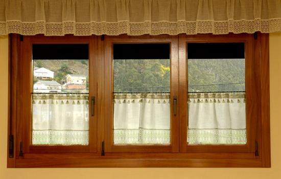 Финские деревянные окна со стеклопакетом