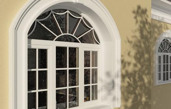 Фото арочного окна