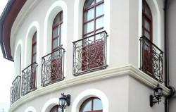 Французский балкон. Фото и описание особенностей конструкции