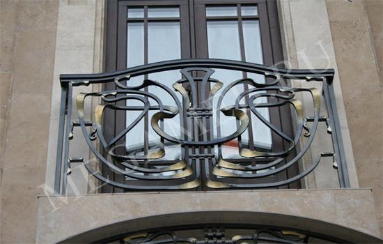 Фото французского балкона