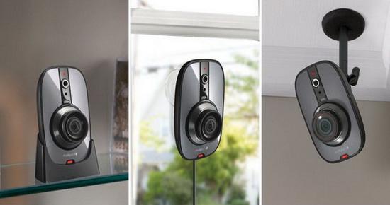 Как поставить видеокамеру под окном