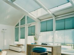Жалюзи плиссе на окна – модное, стильное, современное решение