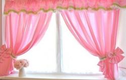 Как подобрать шторы для комнаты девочки? Варианты дизайна + фото