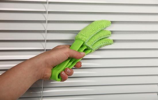 Как правильно помыть жалюзи