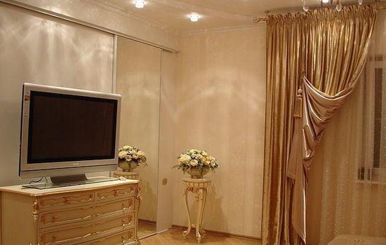 как выбрать шторы для гостиной фото