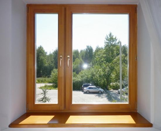 Как заменить деревянный стеклопакет