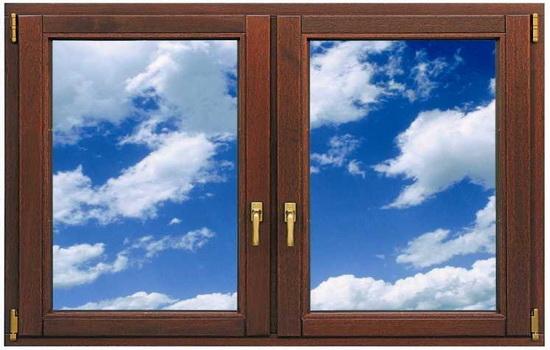 Какие бывают типы деревянных окон