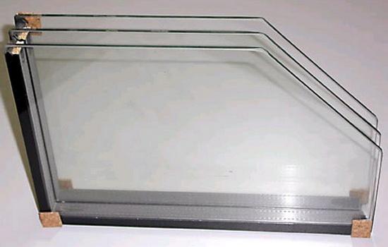 Инертный газ в стеклопакетах