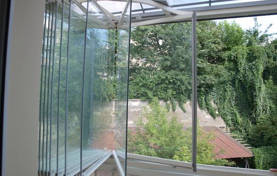 Как складывается стекло