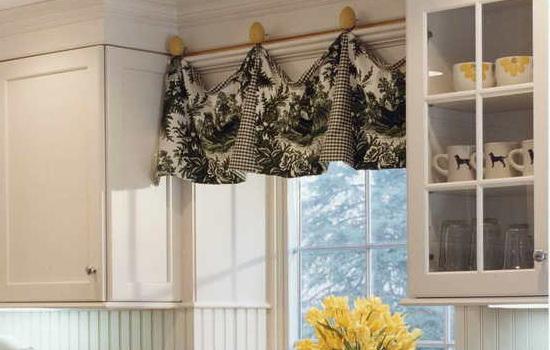 Кухонные занавески. Как правильно их подобрать?