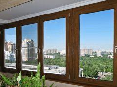 Ламинированные пластиковые окна — комфорт и уют в вашем доме