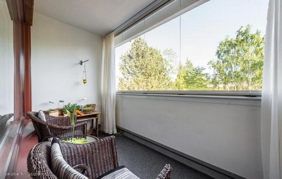 Лоджия в квартире - уютное место для отдыха