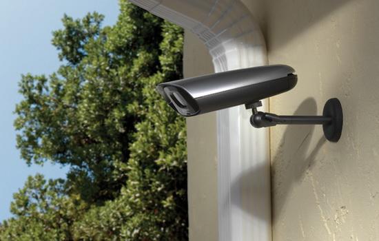 Установка видеосистемы для наблюдения