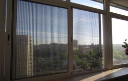 Москитные сетки плиссе на окна. Характеристики. Особенности эксплуатации