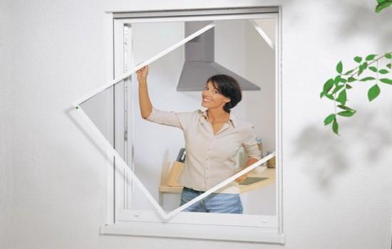 Нужно ли на зиму снимать москитную сетку с окна?