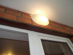 Организация освещения на балконе. Правила подбора светильников и установки