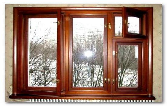 Окна меранти