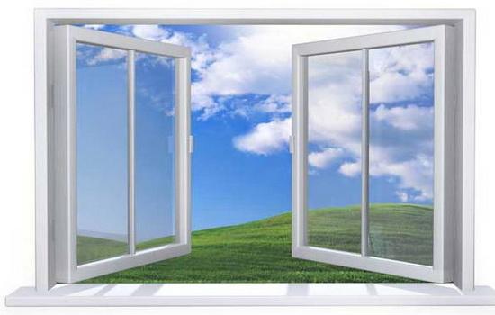 Окно без импоста (штульповое)