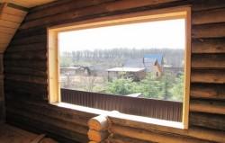 Окосячка оконных проемов деревянного дома. Зачем она нужна и как делается