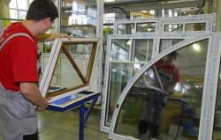 Описание производства пластиковых окон