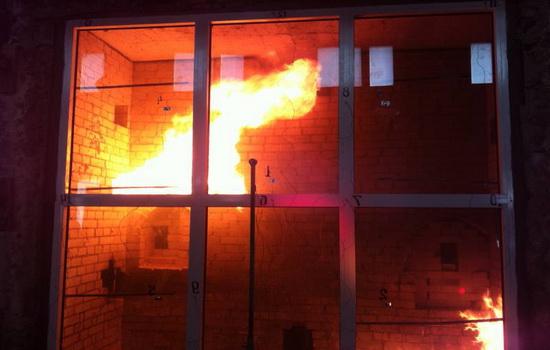 Особенности конструкции противопожарных окон