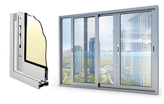 Остекление балкона без выноса