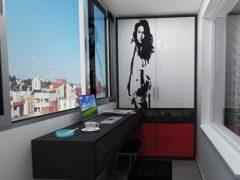 Остекление балконов алюминиевым профилем: описание достоинств и недостатков