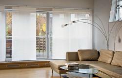 Панельные шторы: преимущества универсального изобретения