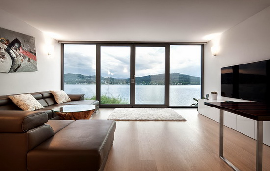 Панорамные окна. Фото