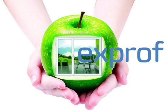 Оконный ПВХ профиль ЭксПроф (Exprof)