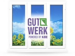 Пластиковые окна GUTWERK (ГУТВЕРК) – практичные и надежные изделия