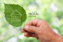 Оконный ПВХ профиль Трокаль (Trocal)