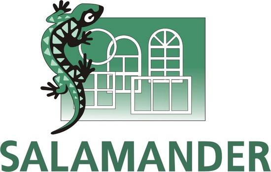 Пластиковое окно марки Salamander