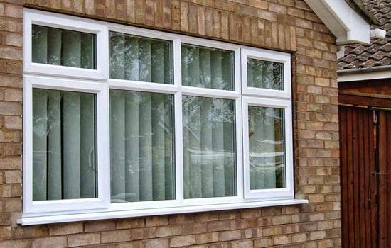 пластиковые окна фото с форточкой