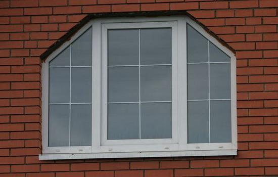 раскладка в окнах из пластика